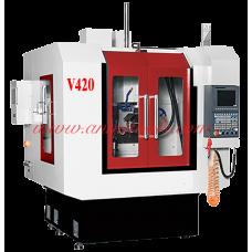 Máy mài CNC 4 trục V420