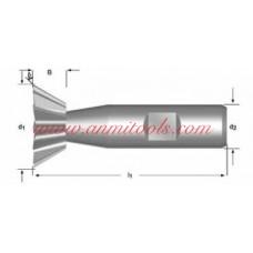 Dovetail Cutter Dormer C830