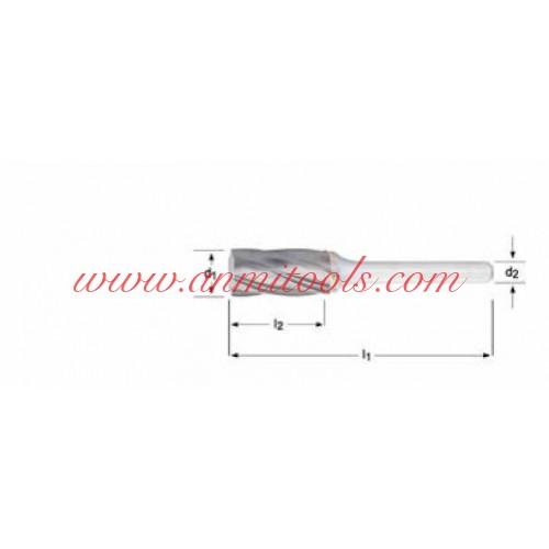 Rotary Burr - Cylinder without endcut Dormer P701, Dormer P601, Dormer P831
